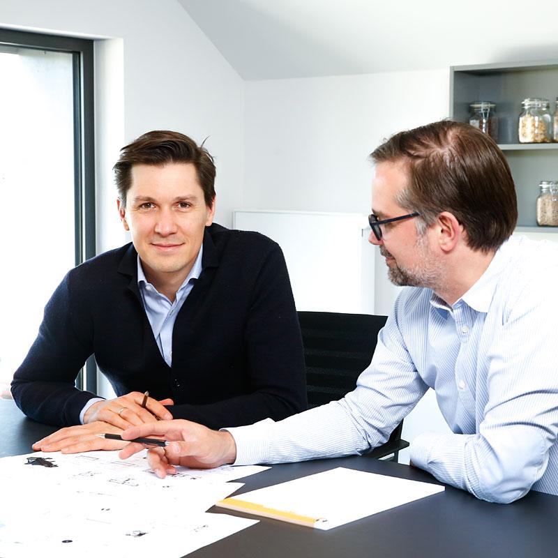 Florian and Tobias Streckel