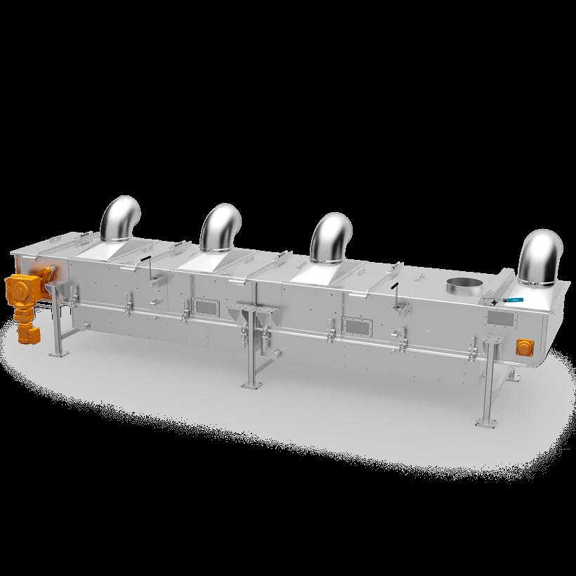 Kühlband mit Belüftungsboden 5 m