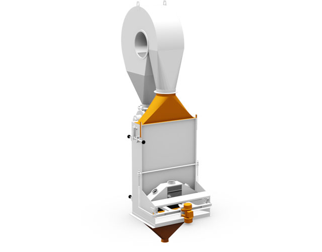 Airleg separator type STS 1500