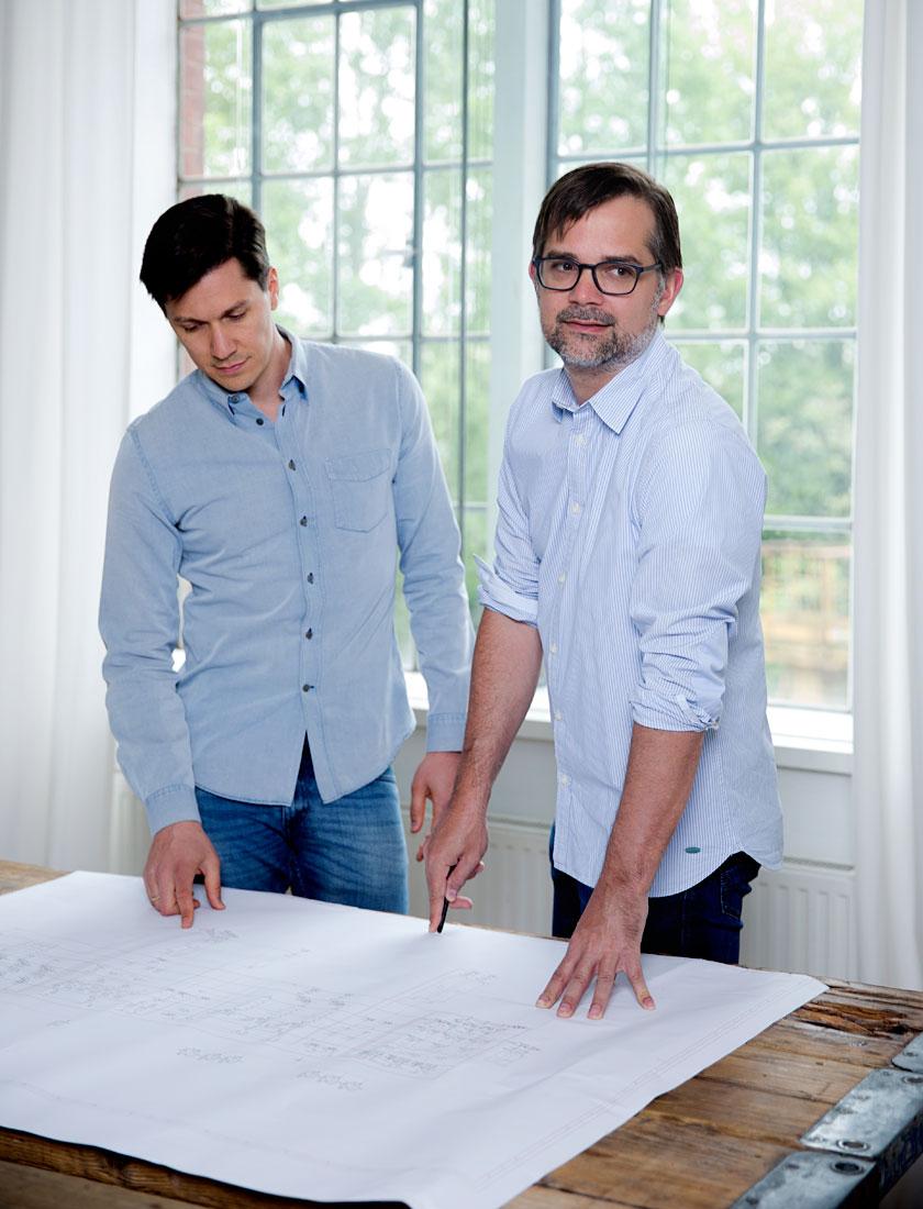 Florian und Tobias Streckel